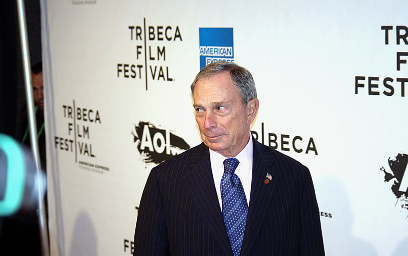how did bloomberg make his money-